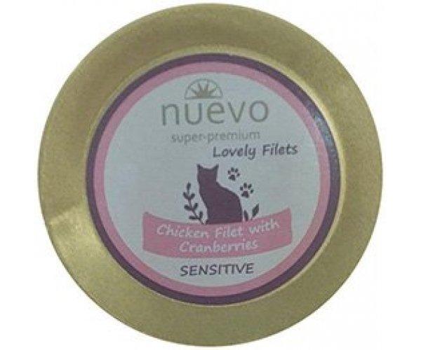 Nuevo Sensitive Chicken Filet & Cranberries