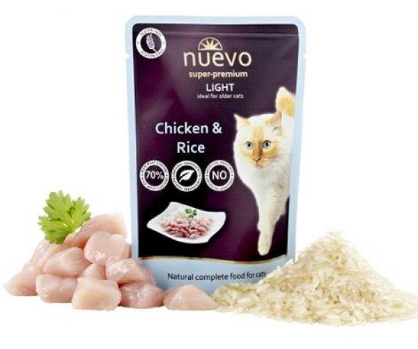 Nuevo Light Chicken & Rice