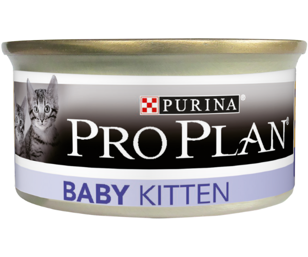 Консервы Pro Plan Baby Kitten (Курица)