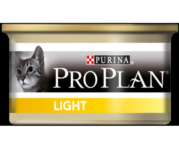 Консерва Pro Plan Light (Индейка)