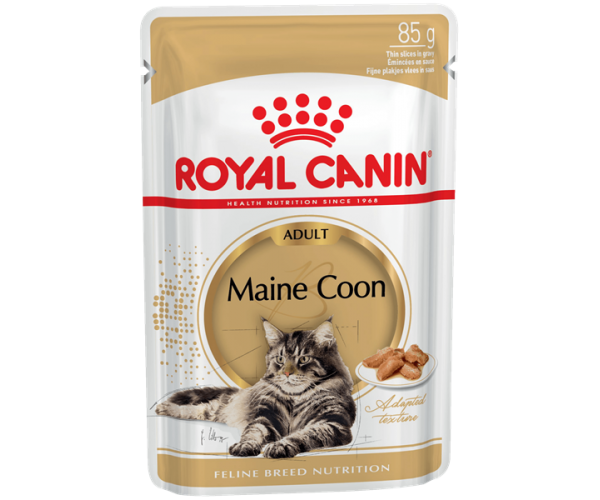 Royal Canin Maine Coon Adult (соус)