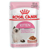 Royal Canin Kitten Instinctive (соус)