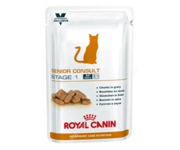 Royal Canin Senior Consult Stage 1 Wet 100 г