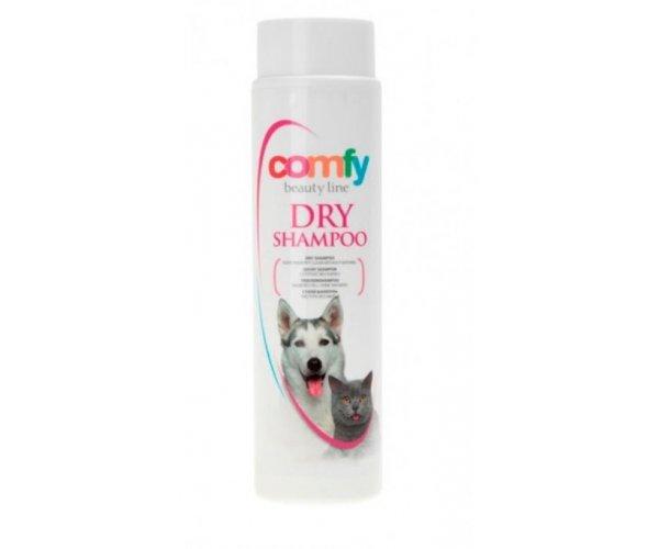 Comfy Dry clean powder, 200 г для кошек