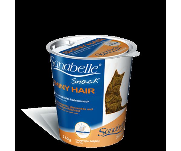Bosch Sanabelle Shiny Hair-Snack для кошек