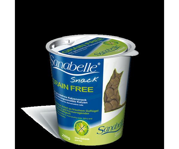 Bosch Sanabelle Grain Free-Snack для кошек
