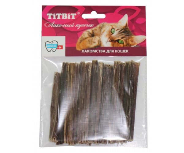 ТИТБИТ Кишки бараньи (для кошек) - мягкая упаковка для кошек