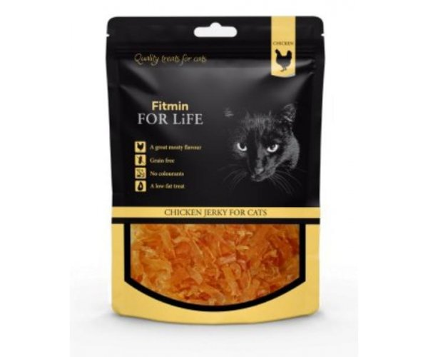 Fitmin Лакомство Chicken jerky for cats and dogs для кошек