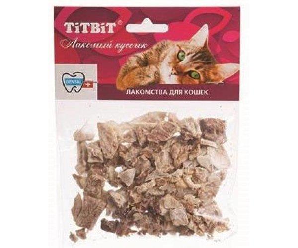 ТИТБИТ Легкое говяжье (для кошек) - мягкая упаковка для кошек
