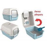 Georplast Туалет Roto Toilet с фильтром и лопаткой