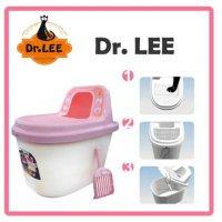 Dr. LEE Туалет для кошек закрытый NEW ERA