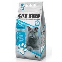 Cat Step Compact White Original