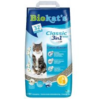 Biokat's Classic Fresh 3 in 1 Cotton Blossom