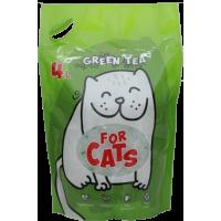 FOR CATS Зеленый чай