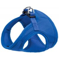 Triol HL02 Комплект шлейка-жилетка и поводок (синий)