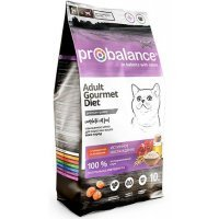 Probalance Cat Gourmet diet Adult Gourmet Diet Beef & Lamb