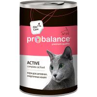 ProBalance Active Cat с курицей