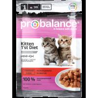 ProBalance 1'st Diet Kitten с телятиной