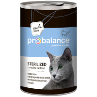 ProBalance Sterilized Cat с курицей