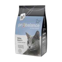 ProBalance Cat Hair&Beauty (курица и рис)