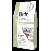 Сухой корм для кошек Brit VD Cat Grain free Diabetes