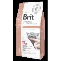 Сухой корм для кошек Brit VD Cat Grain free Renal