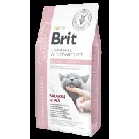 Сухой корм для кошек Brit VD Cat Grain free Hypoallergenic