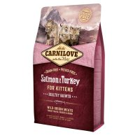 Carnilove for Kittens (Лосось и индейка)