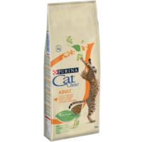 Сухой корм для кошек Cat Chow Adult (Утка)
