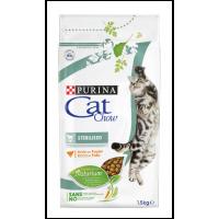 Сухой корм для кошек Cat Chow Sterilized
