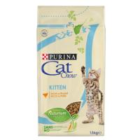 Сухой корм для кошек Cat Chow Kitten