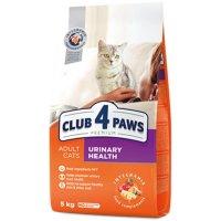 Club 4 Paws для кошек для мочевыводящей системы