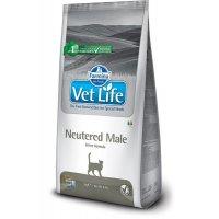Сухой корм для кошек Farmina Vet Life Neutered Male Cat