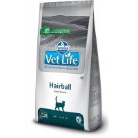 Сухой корм для кошек Farmina Vet Life Hairball Cat
