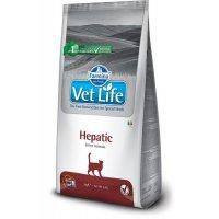 Сухой корм для кошек Farmina Vet Life Hepatic Cat