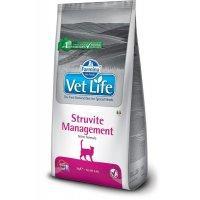 Сухой корм для кошек Farmina Vet Life Management Struvite Cat