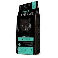 Сухой корм для кошек Fitmin For Life Castrate