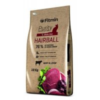 Сухой корм для кошек Fitmin cat Purity Hairball