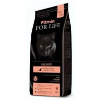 Сухой корм для кошек Fitmin For Life Salmon