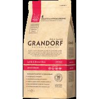 Сухой корм для кошек Grandorf Lamb & Rice Adult Indoor
