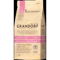 Grandorf Kitten (Ягненок и рис)