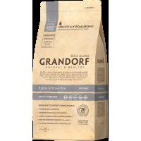 Grandorf Adult Sterilized (Кролик и рис)