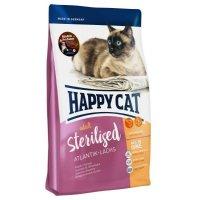 Happy Cat Adult Sterilised (Атлантический лосось)