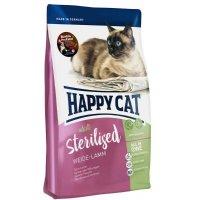 Happy Cat Adult Sterilised (Ягненок с фермы)