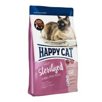 Happy Cat Adult Sterilised (Баварская говядина)