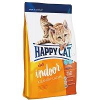 Happy Cat Adult Indoor Atlantik-Lachs (Атлантический лосось)
