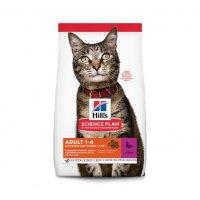 Hill's Science Plan Optimal Care для взрослых кошек (утка)
