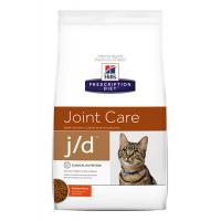 Hill's Prescription Diet j/d Joint Care для кошек с курицей