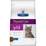 Сухой корм для кошек Hill's Prescription Diet y/d Thyroid Care для кошек