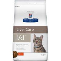 Hill's Prescription Diet l/d Liver Care для кошек с курицей